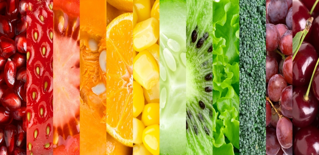 Diet for Cancer: Eating from the Colors of the Rainbow