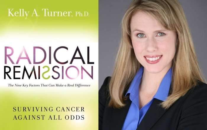 Dr Kelly Turner PhD - Radical Remission
