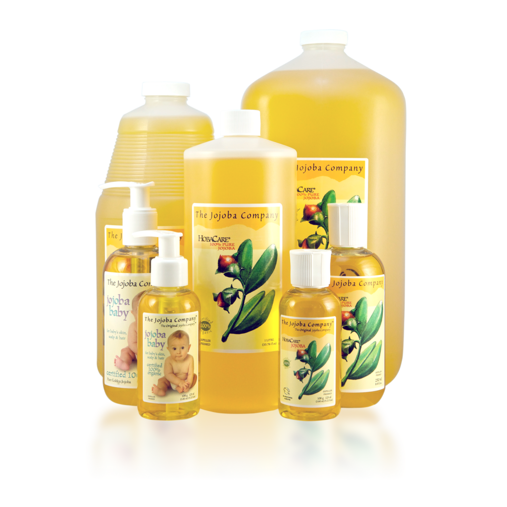 Jojoba Company skin care products for cancer patients